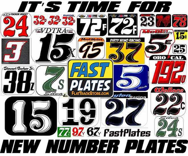 Stickers Yamaha Racing Decal Red Size 203 mm x 44 mm 2-Piece Set