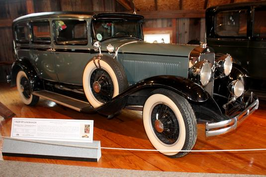 Classic Car Club Of America Museum